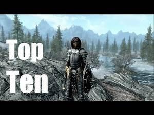 Top Ten Shields of Skyrim