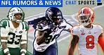 NFL Rumors On Jadeveon Clowney, AJ Terrell Trade Rumors For Browns, Lions, Giants & Jamal Adams?