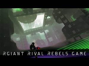 Biggest Vertical Map of all 3d Games? Rgiant Rival Rebels