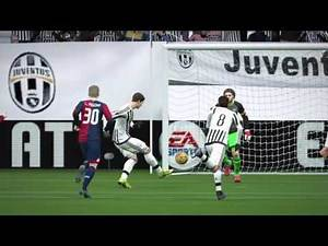Juventus - Genoa Ipotetica ricostruzione 3 Febbraio 2016 Fifa 16 ps4 by Bruno Longhi!