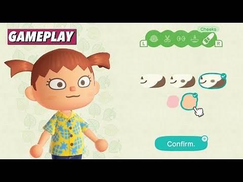 Animal Crossing's Character Creator Is Better Than Ever | Kotaku
