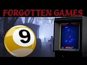 Forgotten Games - 9 Ball Shootout!