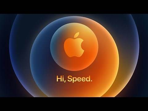 Apple Event — October 13