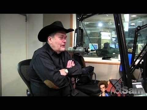 Jim Ross shoots on why he was fired by WWE