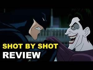 The Killing Joke Trailer REVIEW aka BREAKDOWN