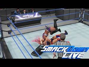 WWE 2K19 SMACKDOWN ALEXA BLISS VS PAIGE VS EMBER MOON SMACKDOWN WOMEN'S CHAMPIONSHIP REMATCH