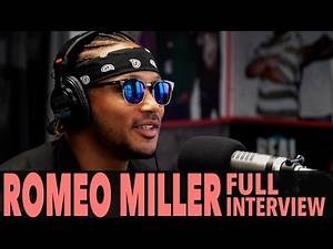 """Romeo Miller on """"Growing Up Hip Hop"""", Getting Sued By His Mom, And More! (Full Interview) 