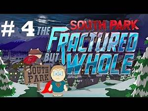 South Park: Fractured But Whole Walkthrough Part 4