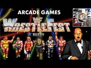 WWF WrestleFest | A 90s Arcade Classic