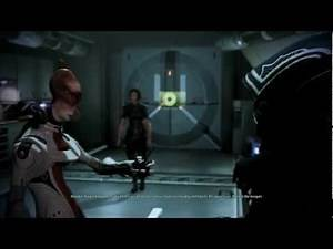 Mass Effect 3: Mordin's planning Garrus & Eve's marriage