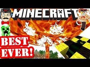 Minecraft BEST NUKE EVER!