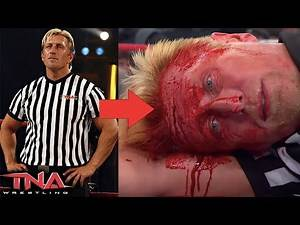 TNA's Referee Turned Wrestler Was a FAILURE - The Rise & Fall of Shane Sewell