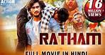 RATHAM Full Movie Hindi Dubbed | Superhit Blockbuster Hindi Dubbed Full Action Romantic Movie