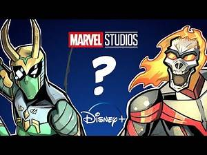 WRONG SUPERPOWERS! | Drawing Marvel Disney Characters with a Twist