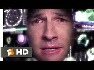 Martian Land (2015) - Save My Family Scene (7/9) | Movieclips