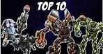 Transformers: Top 10 Strongest Small/Short Transformers (Movie Rankings) 2019