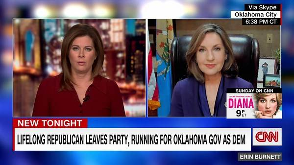 Lifelong Republican who will now run as a Democrat speaks out