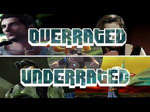 5 Overrated & 5 Underrated Games #1