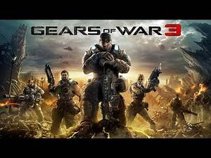 Gears Of War 3 Act 1 Complete Walkthrough No Commentary HD