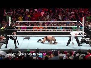 Randy Orton - WWE Tribute 2015 HD ( The rivalry between Randy Orton & Seth Rollins )