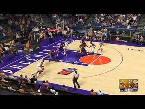 NBA 2K17 Ultimate Classic Teams Roster - 09-10 Lakers @ 92-93 Suns - PC MOD