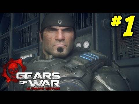 Gears of War Ultimate Edition Walkthrough Part 1 (XBOX ONE)