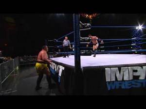 Austin Aries' Faces Joe for the X Division Title (Oct 1, 2014)