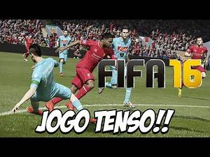 FIFA 16 - Real Madrid x Napoli, jogo TENSO na Carreira