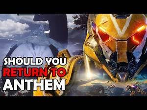 Is Now A Good Time To Return To ANTHEM?