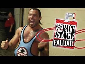 Backstage Fallout - Something to prove - SmackDown - September 21, 2012