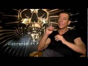 Jean Claude VANDAMME Interview : About THE EXPENDABLES 3 (2014) & STEVEN SEAGAL