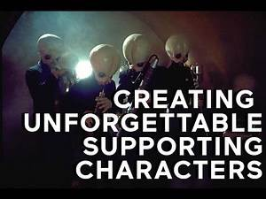 Star Wars: Creating Unforgettable Supporting Characters