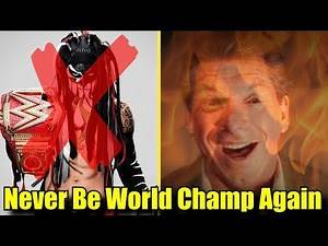 Real Reason Why Finn Balor Will NEVER WIN THE WWE TITLE AGAIN!