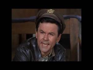 [PART 1: Secret Weapon] An Oleson sighting! And he is on his way to England! - Hogan's Heroes