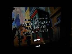 The Real Ghostbusters end credits