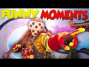 Black Ops 3 Funny Moments - Slow Motion, Voice Changer, Epic Killcams!