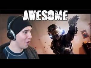 AWESOME! - Reacting to Halo VS Call of Duty [REUPLOAD]