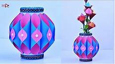 PAPER TISSUE HYACINTH FLOWER POTS - Hello Wonderful | 130x232