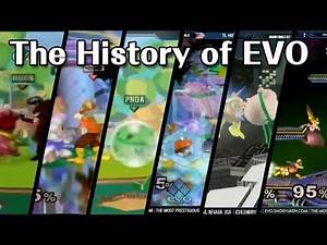 The History of Melee at EVO