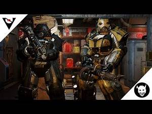"""Fallout 4 Mods *Hellfire X-03 Power Armor Mod* """"THE BILL COSBY EXPERIENCE!"""""""