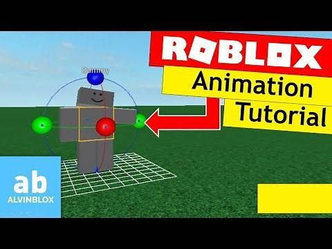 Roblox How To Animate - Roblox Animation Tutorial