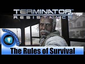 Terminator Resistance - The Rules of Survival - Full Game Walkthrough Part 2
