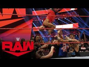Ricochet soars after Raw goes off the air: Raw Exclusive, Nov. 4, 2019