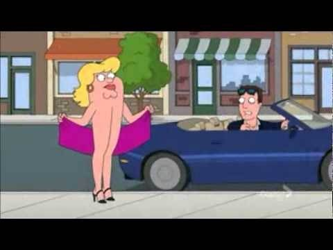 Family Guy - Legs Go All The Way Up Griffin
