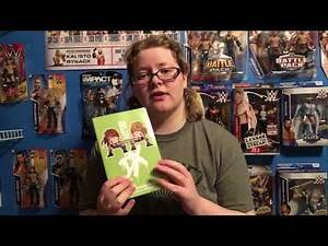 Wwe book collection 2018