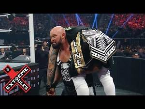 The Usos vs. Gallows & Anderson -Tag Team Tornado Match: WWE Extreme Rules 2016 on WWE Network