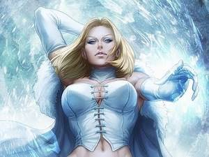 Marvel Heroes: Level 60 Emma Frost Gameplay