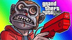 GTA5 Online Funny Moments - Diamond Casino Heists Prep!