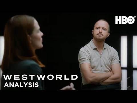 Westworld: Analysis | Filming Season 3 – Evan Rachel Wood & Aaron Paul | | HBO