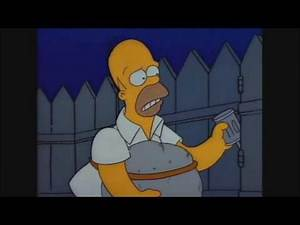 The Simpson funnies moments 2017 - Homer Tries To Commit Suicide - The Simpsons